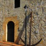 Ancla Del Galeon Conde De Tolosa